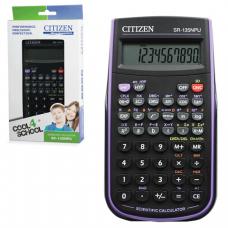 Калькулятор CITIZEN инженерный SR-135NPUCFS, 8+2разр, пит.от батарейки, 154*84мм, сертифицирован д/ЕГЭ