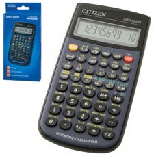 Калькулятор CITIZEN инженерный SRP-265N, 8+2 разрядов, питание от батарейки, 154*80мм