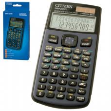 Калькулятор CITIZEN инженерный SRP-285N, 10+2 разрядов, двойное питание, 164*84мм