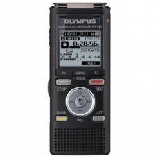 Диктофон OLYMPUS WS-833 8Gb, PCM (WAV) /MP3/WMA, время записи 1980, черный