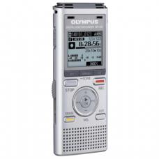 Диктофон OLYMPUS WS-832 4Gb, PCM (WAV) /MP3/WMA, время записи 1000 ч, серый