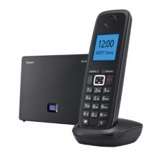 Радиотелефон IP GIGASET A510 IP, память 150 номеров, SIP DECT, АОН, спикерфон, цв.черный