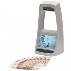 Детектор банкнот DORS-1100 ЖК-монитор 12,7см, проверка в и/к-свете, контроль