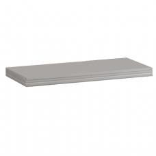 Полка металлическая (ш 1000*г 400мм)  для стеллажа ПРАКТИК SB (код 290474)
