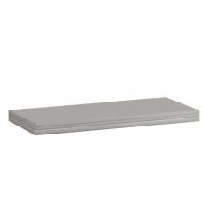Полка металлическая (ш 1000*г 600мм)  для стеллажа ПРАКТИК SB (код 290475)