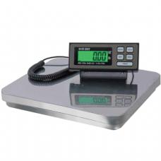 Весы напольные MERCURY M-ER 333FA-150.50 (2-150кг), дискретность 50г, платформа 360x405мм, перенос.дисп