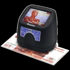 Детектор банкнот CASSIDA MFD1, ЖК монитор 7,6см УФ, ИК детекция, антистокс-эффект