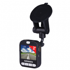 Видеорегистратор автомоб. SONNEN DVR-530, FullHD, 120°, экран 2'', microSD, HDMI, 352855