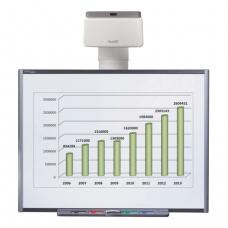Интерактив компл SMART SB680i6: доска SB680,проектор UF70,крон-н, актив.лоток, 3 МЕСТА (460356/57/58)