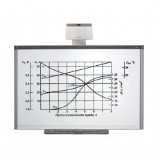 Интерактив компл SMART SBX880i6: доска X880, проектор UF70,панель управ, крон-н, 3 МЕСТА (460359/60/61)