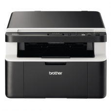 МФУ лазерное BROTHER DCP-1612WR (принтер, сканер, копир)  А4 20стр/мин 10000 стр/мес Wi-Fi (б/к USB)