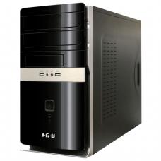 Системный блок IRU Office 310 MT INTEL Core i3-4170 3.7ГГц/4Гб/500Гб/DVD-RW/WIN 7Pro/чер 327097