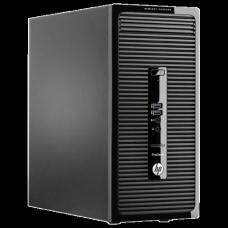 Системный блок HP 400 G3 MT INTEL Core i3-6100 3.7ГГц/4Гб/500Гб/DVD-RW/DOS/чер T4R51EA