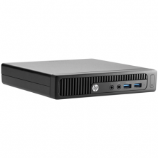 Системный блок HP 260 G1 Slim INTEL Celeron 2957U 1.4ГГц/2Гб/SSD32Гб/WIN 8.1/чер M3W72ES