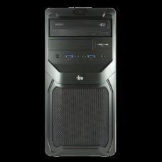 Системный блок IRU Office 310 MT INTEL Celeron G1840 2.8ГГц/2Гб/500Гб/DVD-RW/DOS/чер 357976