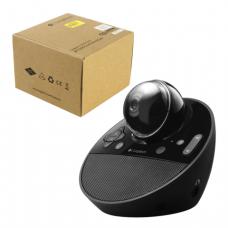 Вебкамера LOGITECH ConferenceCam BCC950,3Мпикс, микрофон, USB 2.0,черная, регулир. крепеж, (960-000867)