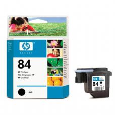 Головка печатающая для плоттера HP (C5019A)  Designjet130/10ps/20ps/ 50ps/30/90/120,№84,черная, ориг.