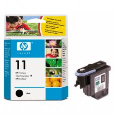 Головка печатающая для плоттера HP (C4810A)  Designjet 510/CC800PS/ 800/500 и др, №11, черная, ориг.