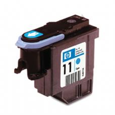 Головка печатающая для плоттера HP (C4811A)  Designjet 510/CC800PS/ 800/500 и др, №11, голубая, ориг.