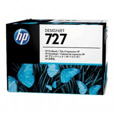 Головка печатающая для плоттера HP (B3P06A)  Designjet T920/1500, №727, 6-цветная, ориг.