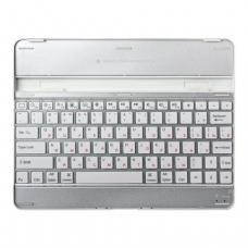 Клавиатура беспроводная SONNEN KB-B110 для планшетных компьютеров (сист ios), bluetooth, сер, 511299