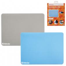Коврик для мыши DEFENDER Notebook microfiber, 300х225х1.2 мм, микрофибра+sbr, 50709