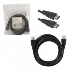 Кабель HDMI A-A DEFENDER HDMI-10 ver1.4, 3м, для передачи цифр. аудио-видео, пакет, 87457