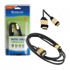 Кабель HDMI A (M) -C (M)  (mini)  DEFENDER HDMI07-06PRO ver1.4, 1,8м, блистер, 87441