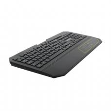 Клавиатура проводная DEFENDER Oscar SM-600, мультимедийная, USB, черн., 45602