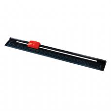 Резак BRAUBERG роликовый R3 А4, 3л, безопасное лезвие, длина реза 320мм, в блистере, 531118