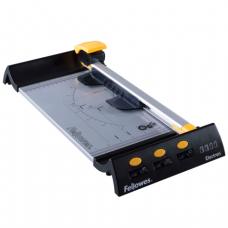 Резак FELLOWES роликовый Electron A4, длина реза 320мм, 10л., комп. ножей, FS-54104