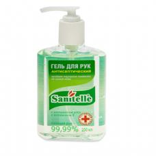 Гель для рук антисептический SANITELLE (Санитель)  250 мл,