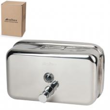 Диспенсер для жидкого мыла KSITEX, НАЛИВНОЙ, нерж.сталь, зеркальный, 1,2 л, SD-1200