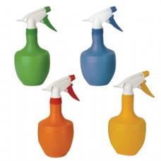 Опрыскиватель 0,5л ручной IDEA, для уборки и ухода за цветами, цвет микс, М 2141