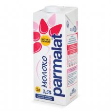 Молоко PARMALAT (Пармалат), жирность 3,5%, картонная упаковка, 1л, ш/к 00016
