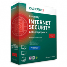 Антивирус KASPERSKY Internet Security лицензия на 3 устройства 1год, бокс, KL1941RBCFS